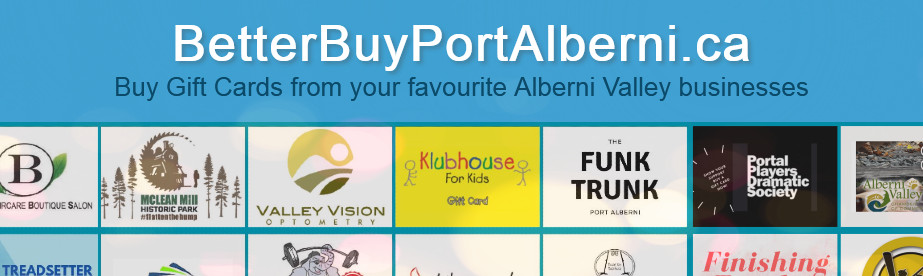 Shop Local Online Port Alberni